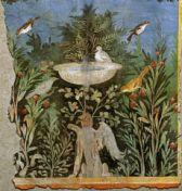 Epicureanism garden