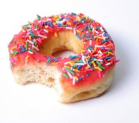 Keep writing until you get the donut. Then accept that there is no donut.