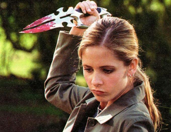 Buffy staking